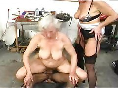Bisexual Granny