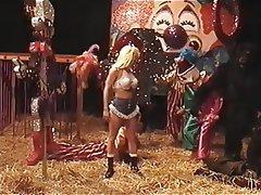 Babe Blonde Double Penetration Group Sex