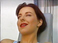 Anal Brunette Double Penetration Gangbang