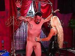 BDSM MILF Big Boobs Blonde