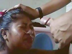 Amateur Cumshot Facial Mature