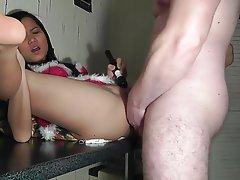Amateur Anal Cumshot Thai
