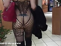 Amateur Big Butts Blonde Flashing