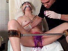 BDSM Blonde