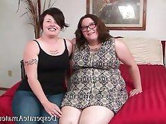 Amateur BBW Big Boobs Big Butts Casting