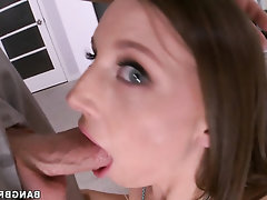 Babe Big Ass Big Tits Blowjob Cumshot