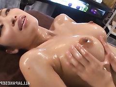 Asian Babe Big Tits Lesbian