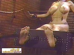 BDSM Bondage Mature Stockings Vintage