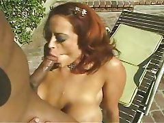 Anal Big Boobs Interracial MILF Pornstar