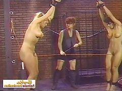 BDSM Bondage Nylon Vintage