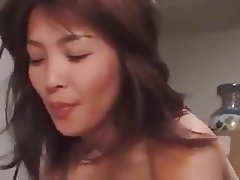 Old and Young Japanese MILF