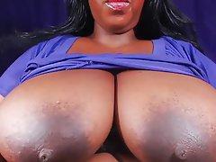Big Boobs Nipples Webcam