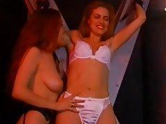 BDSM Lesbian Blonde Foot Fetish