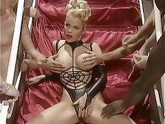 Bukkake Creampie German Pornstar
