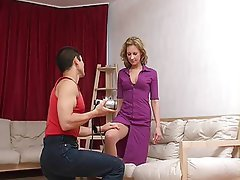 Amateur Mature Old and Young Russian Stockings