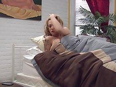 Babe Blonde Lesbian Pornstar