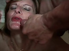 Anal Double Penetration French Mature