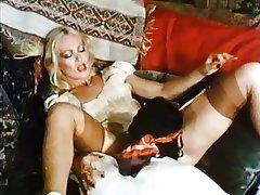 Hairy MILF Stockings Swinger