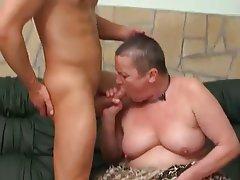 BDSM German Granny