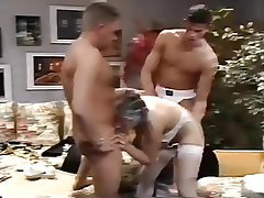 Double Penetration Old and Young Threesome Vintage