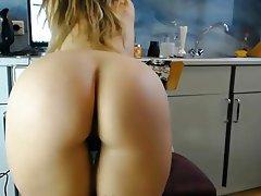 Babe Big Butts Brunette Close Up POV