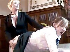 British Lesbian Stockings