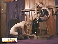 BDSM Bondage Lesbian Small Tits