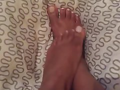 Amateur Foot Fetish Mature POV