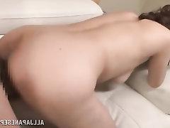 Asian Babe Blowjob Hairy