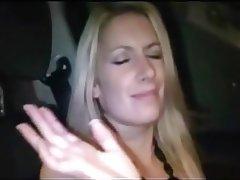 Amateur Blowjob Blonde German