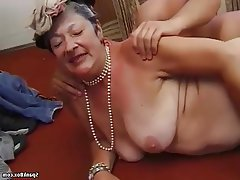Big Boobs Granny Hairy Mature