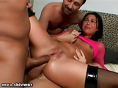 Double Anal