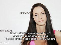 Anal Blowjob Casting Cumshot