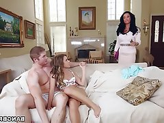 Big Boobs MILF Old and Young Teen