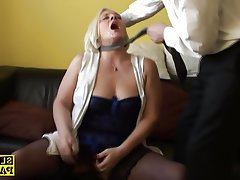Anal BDSM British Facial