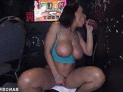 Big Ass Big Cock Blowjob Cumshot