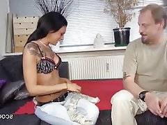 German Hardcore Old and Young Teen