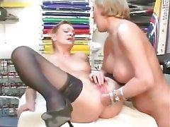 Amateur Anal Lesbian Orgasm