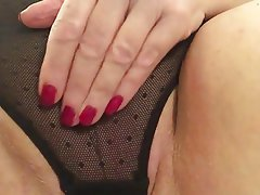 Close Up Granny Masturbation Mature