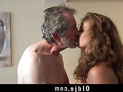Blonde Blowjob Cunnilingus Old and Young Teen