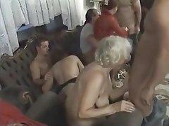 Granny Group Sex Vintage