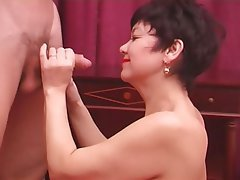 Asian Mature Old and Young Russian