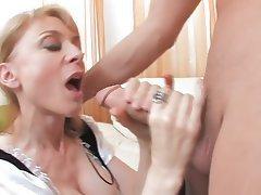 Big Boobs Maid Mature MILF Pornstar