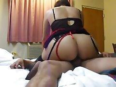 Lingerie Stockings Mistress Wife