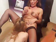 Amateur Cunnilingus French Lesbian