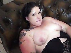 Babe BBW Big Butts Cum in mouth