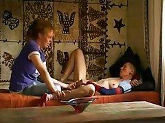 French Lesbian Redhead
