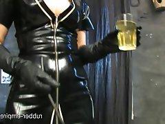 BDSM Femdom Latex