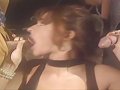 Anal Babe Group Sex Redhead Double Penetration