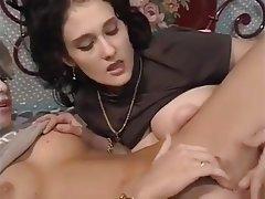 Brunette Hardcore Lesbian Italian